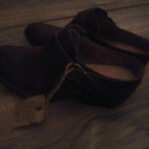 Born Western shoes SZ 7